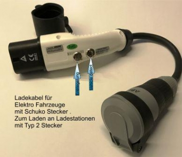 Ladekabel Twizy