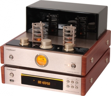 Stereoanlage MADISON VINTAGE AUDIO SYSTEM MAD-TA20BT