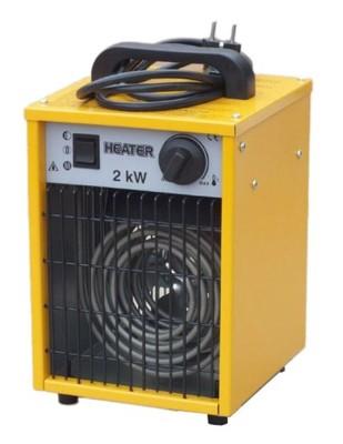 dania 2 0 kw profi elektroheizer bauheizer heizl fter garagenheizer inelco gelb. Black Bedroom Furniture Sets. Home Design Ideas