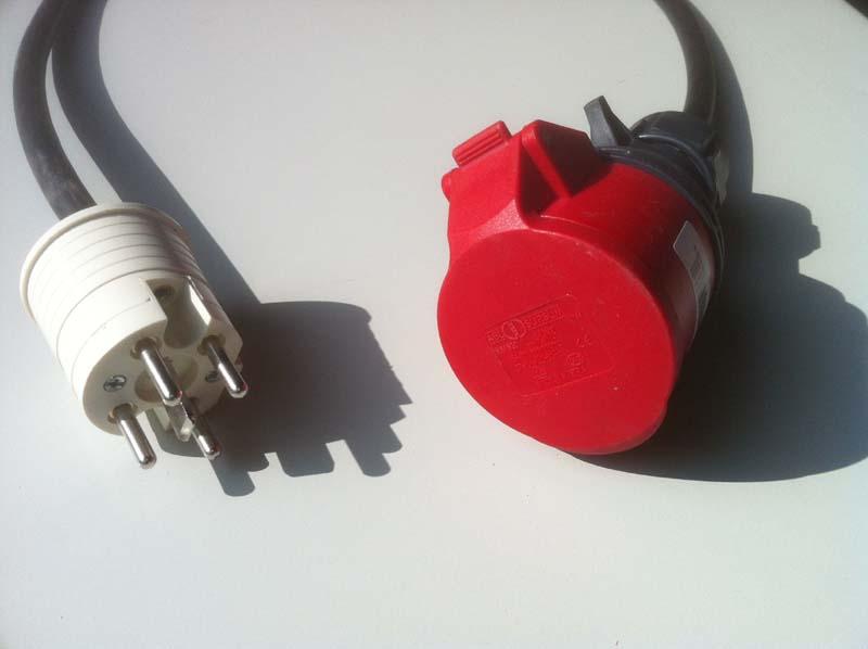 Perilex adapter